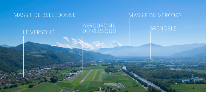 Situation_Aerodrome_Le_Versoud_Grenoble_LFLG
